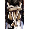 """Maxwell Dickson """"Ashley"""" Painting Prints on Canvas"""