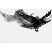 Maxwell Dickson 'The Ravens' Bird Graphic Art on Wrapped Canvas