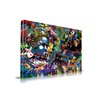 Maxwell Dickson 'Jazz Musician' Graphic Art on Wrapped Canvas