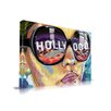 Maxwell Dickson 'Land of Dreams' Hollywood Fashion Graphic Art on Wrapped Canvas