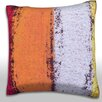 Maxwell Dickson Colorful Pastels Throw Pillow