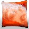 Maxwell Dickson Anemone (Cereactis) Throw Pillow