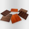 Maxwell Dickson Wood Texture Coaster (Set of 6)