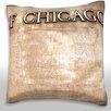 Maxwell Dickson Chicago Throw Pillow