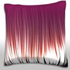 Maxwell Dickson Linear Pattern Throw Pillow