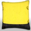 Maxwell Dickson Painted Surface Throw Pillow