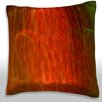 Maxwell Dickson Abstract Light Image Throw Pillow