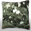 Maxwell Dickson Abstract Markings Throw Pillow