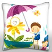 Maxwell Dickson Save the Electricity Throw Pillow