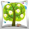 Maxwell Dickson Save the Electricity Version Two Throw Pillow