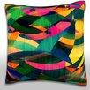Maxwell Dickson Textured Designs Throw Pillow