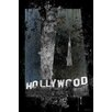 "Maxwell Dickson ""Hollywood"" Graphic Art on Canvas"