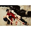 Maxwell Dickson The Dance Graphic Art on Canvas