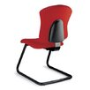 <strong>Accademia Light Guest Chair with Cantilever Base</strong> by Borgo