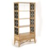 "LaurelHouse Designs Inspirations 85"" Bookcase"