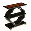 LaurelHouse Designs Mandarin Chairside Table