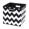 <strong>Modern Littles</strong> Bold Chevron Folding Storage Bin