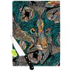 KESS InHouse Fox by Danny Ivan Cutting Board