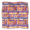KESS InHouse Tribal Microfiber Fleece Throw Blanket