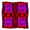 KESS InHouse Ornamena Microfiber Fleece Throw Blanket