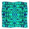KESS InHouse Verdiga Microfiber Fleece Throw Blanket