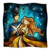 KESS InHouse Nutcracker Microfiber Fleece Throw Blanket
