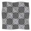 KESS InHouse Granny Goes Modern Microfiber Fleece Throw Blanket