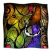 KESS InHouse So This is Love Microfiber Fleece Throw Blanket