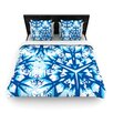 KESS InHouse Winter Mountains Duvet Cover Collection