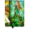 KESS InHouse Fairy Tale Frog Prince Cutting Board