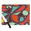 <strong>Retro Swirl Cutting Board</strong> by KESS InHouse