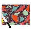 KESS InHouse Retro Swirl Cutting Board