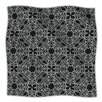 KESS InHouse Optical Feast Microfiber Fleece Throw Blanket