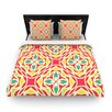 KESS InHouse Christmas Carnival Duvet Cover Collection