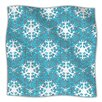 KESS InHouse Precious Flakes Microfiber Fleece Throw Blanket