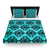 KESS InHouse Eye Symmetry Pattern Duvet Cover Collection