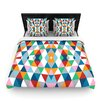 KESS InHouse Geometric Duvet Cover Collection
