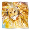 KESS InHouse Wild One Microfiber Fleece Throw Blanket
