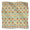 KESS InHouse Tribal Imagination Microfiber Fleece Throw Blanket