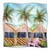 KESS InHouse MCT on Sanibel Microfiber Fleece Throw Blanket