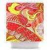 KESS InHouse Swirls Polyester Shower Curtain