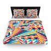 KESS InHouse Painting Life by Danny Ivan Woven Duvet Cover