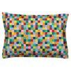 KESS InHouse Colour Blocks by Project M Cotton Pillow Sham
