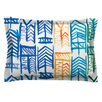 KESS InHouse Quiver II by Theresa Giolzetti Cotton Pillow Sham