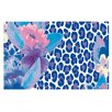 KESS InHouse Leopard by Aimee St. Hill Decorative Doormat