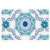 KESS InHouse Let's Dance by Anneline Sophia Decorative Doormat