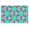 KESS InHouse Calendoscope by Debora Chodik Decorative Doormat