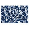 KESS InHouse Daisy Lane by Emine Ortega Decorative Doormat