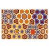 KESS InHouse Flower Garden by Laura Nicholson Decorative Doormat