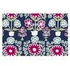 KESS InHouse Turkish Vase by Laura Nicholson Decorative Doormat